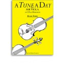 A Tune a Day for Viola Book Three