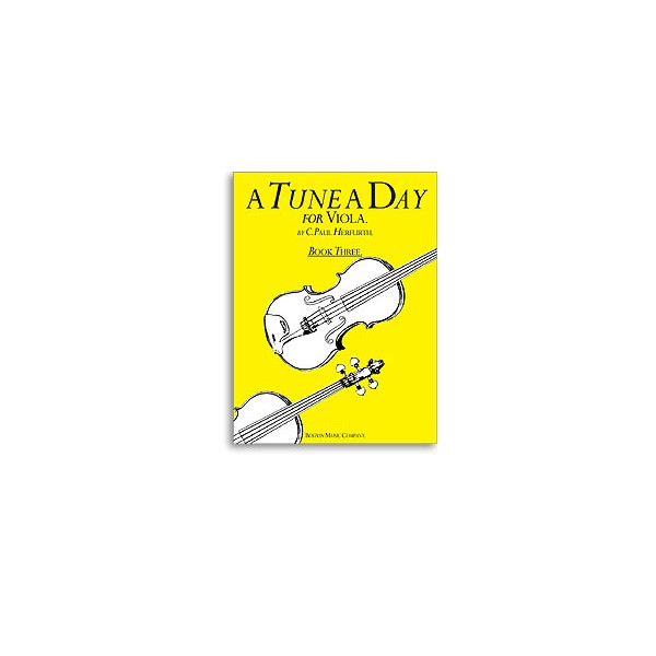 A Tune a Day for Viola Book Three