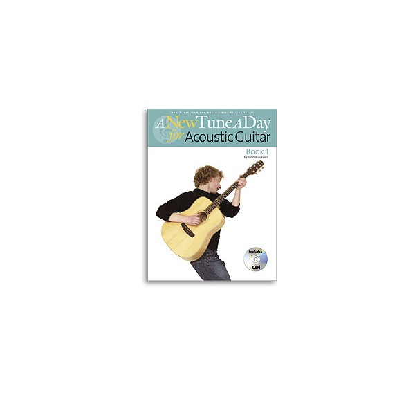 NEW Tune a Day for Acoustic Guitar Book One