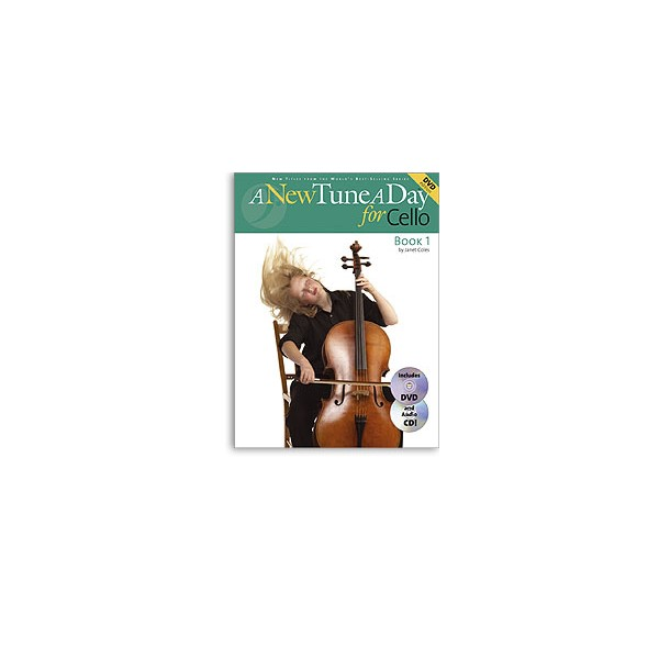 NEW Tune a Day for Cello Book One