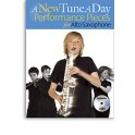 New Tune a Day for Eb Sax - Performance Pieces