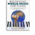 Beginning World Music for Piano