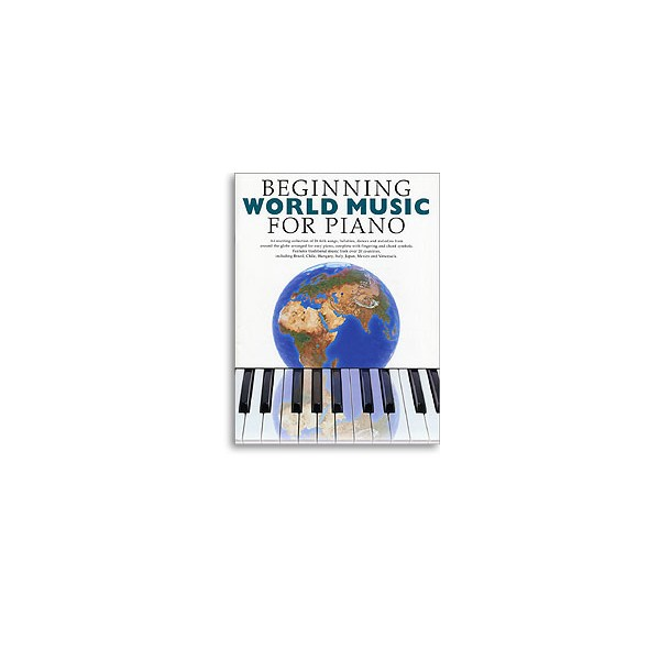 Beginning World Music for Piano