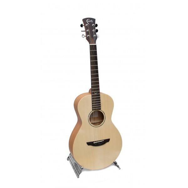 Faith Mercury Naked FKM Parlour Acoustic Guitar