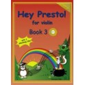 Hey Presto! Violin Tutor Book Three (Gold)