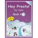 Hey Presto! Violin Tutor Book Four (Platinum)