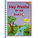 Hey Presto! Viola Tutor Book One (Bronze)