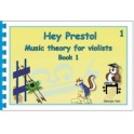 Hey Presto! Theory for Violists Book One