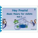 Hey Presto! Theory for Violists Book Three