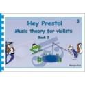 Hey Presto! Theory for Violists Book Three