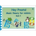 Hey Presto! Theory for Violists Book Four