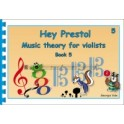 Hey Presto! Theory for Violists Book Five