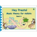 Hey Presto! Theory for Violists Book Six