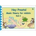 Hey Presto! Theory for Violists Book Six
