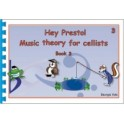 Hey Presto! Theory for Cellists Book Three