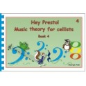 Hey Presto! Theory for Cellists Book Four