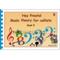 Hey Presto! Theory for Cellists Book Five