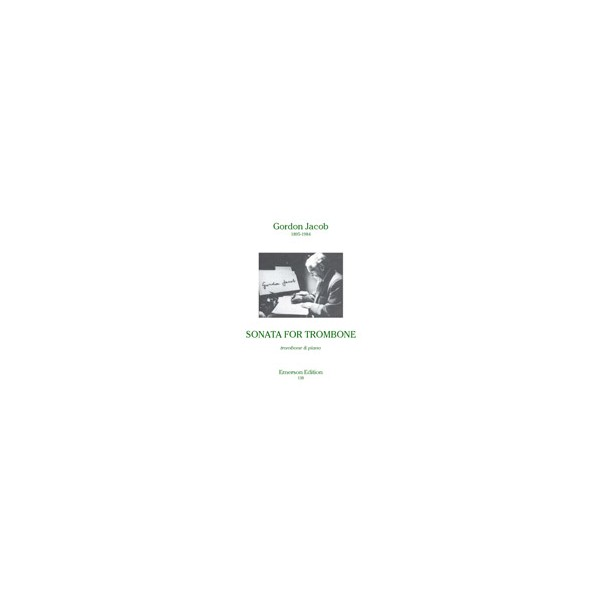 Jacob, Gordon - Trombone Sonata
