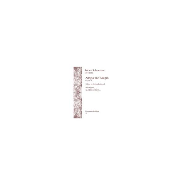 Schumann, Robert - Adagio & Allegro Op70
