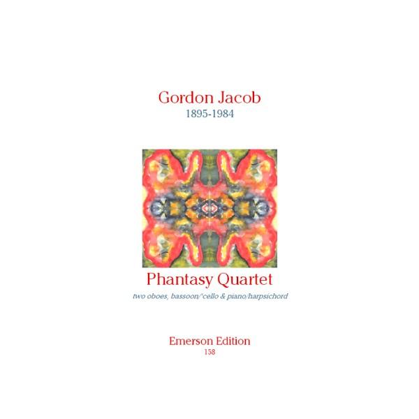 Jacob, Gordon - Phantasy Quartet
