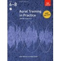 ABRSM Aural Training in Practice, Grades 6–8, with 3 CDs