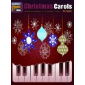 Easiest Piano Album: Christmas Carols - For Adults - Hussey, Christopher (Arranger)