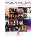 Women Of Pop And Rock: Easy Piano - 22 Hot Hits -