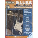 Blues Play-Along Volume 13: Blues Standards  -