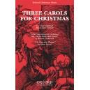Three Carols for Christmas - Lockwood, Robert  Bacon, Ernst