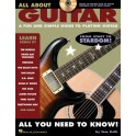 All About Guitar Bk/CD - Kolb, Tom (Author)
