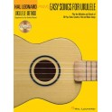More Easy Songs For Ukulele: Book/CD -