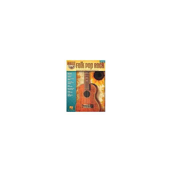 Ukulele Play-Along Volume 20: Folk Pop Rock -
