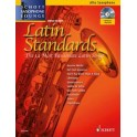Latin Standards for Alto Sax