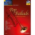 Pop Ballads for Trumpet