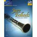Jazz Ballads for Clarinet