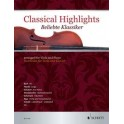 Classical Highlights for Viola & Piano