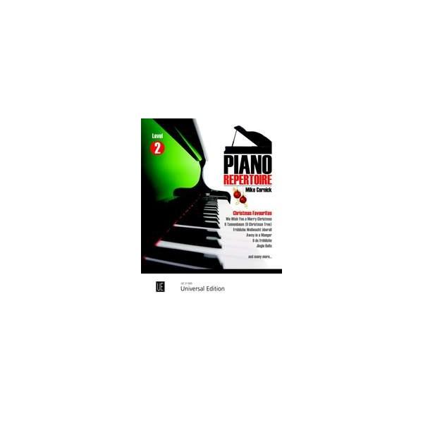 Piano Repertoire: Christmas Favourites