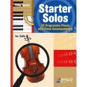 Sparke, Philip - Starter Solos for Cello