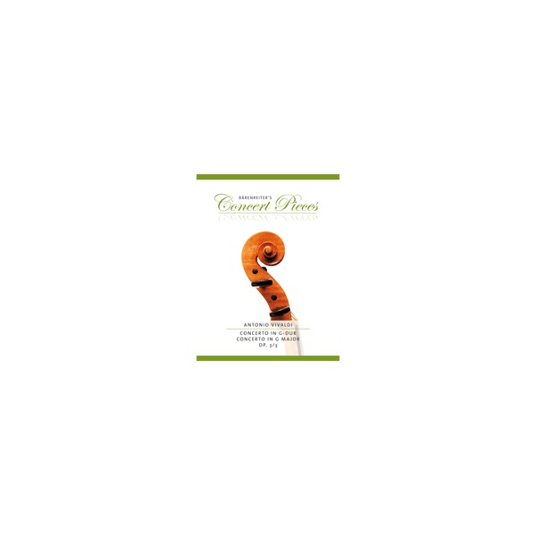 Vivaldi, Antonio - Violin Concerto in G major