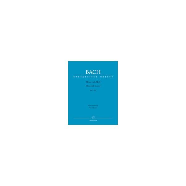 Bach, J S - Mass in B minor