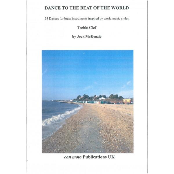 McKenzie, Jock - Dance to the Beat of the World (treble brass)