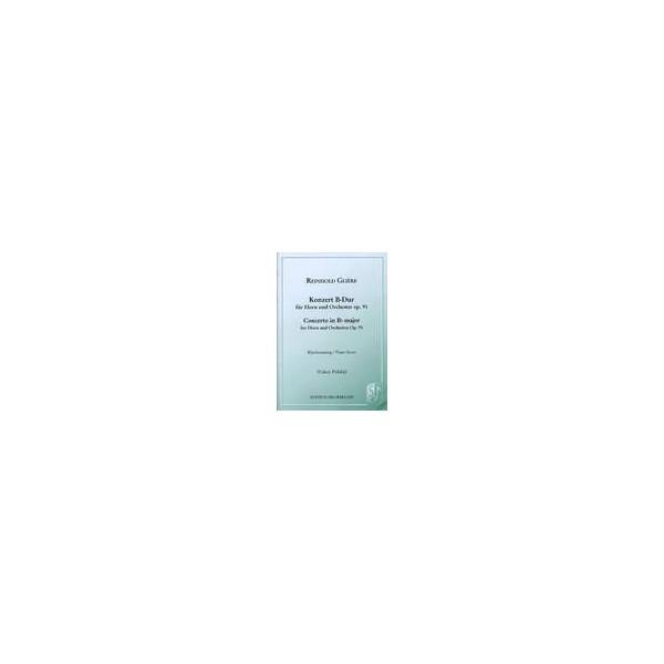 Gliere, Reinhold - Horn Concerto Opus 91