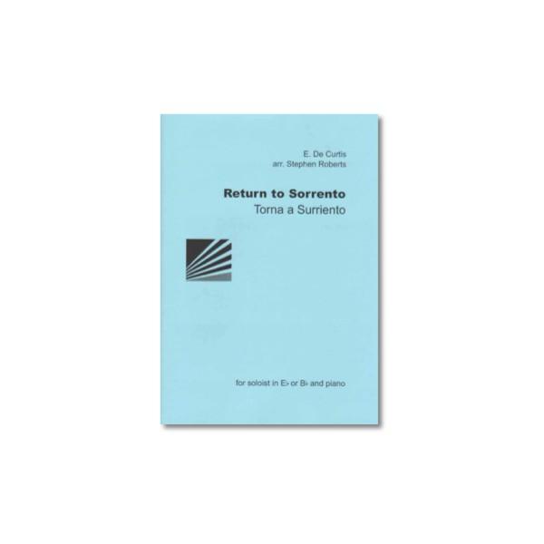 Curtis, E de - Return to Sorrento (Bb/Eb)