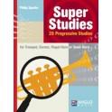 Sparke, Philip - Super Studies (Treble Brass)