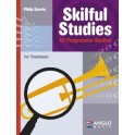 Sparke, Philip - Skilful Studies for Trombone