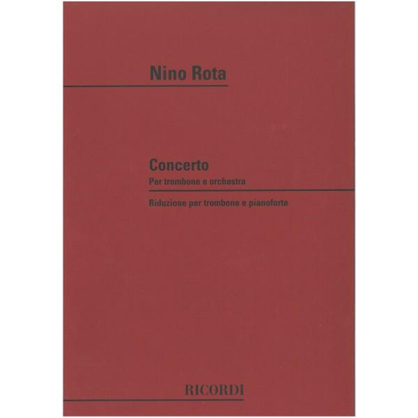 Rota, Nino - Trombone Concerto