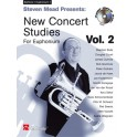 New Concert Studies for Euphonium Volume Two