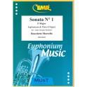 Marcello, Benedetto - Sonata Nº1 in F major