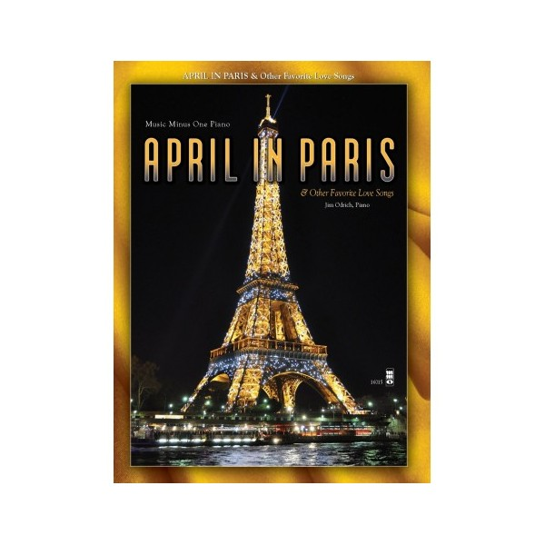 April in Paris - Standards for Piano