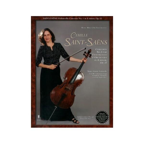 Saint-Saëns: Violoncello Concerto No. 1 in A minor, Op. 33